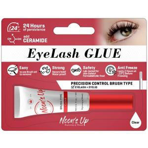 Wholesale eyelashes: Noon's Up Eyelash Glue Clear 4mL