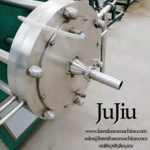 Wholesale foam pillow: JJ-50 PLC Double-headed Latex Foam Machine for Pillow