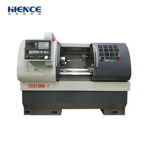 Wholesale cnc lathe machine: Horizontal China Metal Turning CNC Lathe Machine CK6136A-2