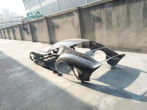 Wholesale used car parts: High Performance Eye-catching Carbon Fiber Car Body for Sport Car