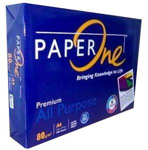 Wholesale a4 paper: PaperOne Copy Paper A4 80Gsm