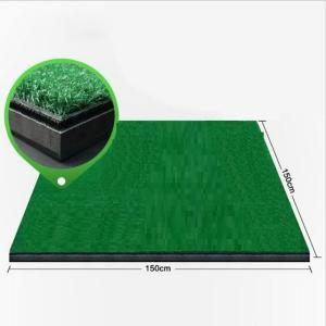 Wholesale golf: 3D Golf Driving Mats Indoor Putting Mats Golf Pad