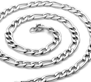 Wholesale stainless steel fashion jewelry: 316L Stainless Steel Men/Women Necklace,Fashion Stainless Steel Chain Necklace ,Men's Chain Jewelry