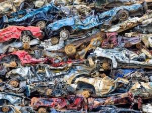 Wholesale automobile: Automobile Scrap