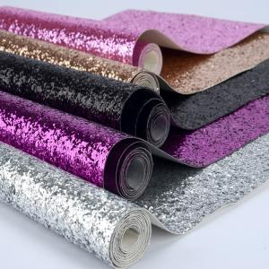 Wholesale hair: A4 Size Glitter Fabric Sheet for Hair Bows