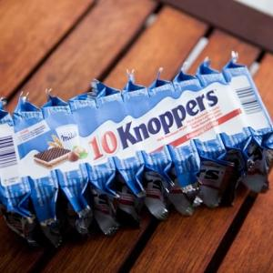 Wholesale pack:  knoppers 8 &10 Packs