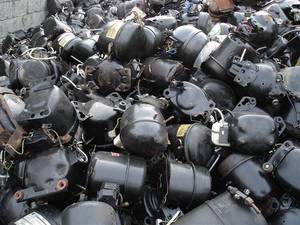 Wholesale compressors: Used AC and Fridge Compressor Scrap for Sale