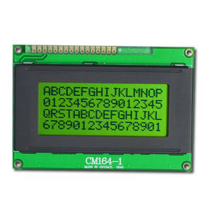 Wholesale character lcd module: 16x4 Characters LCD Module Display with SPLC780(CM164-1)