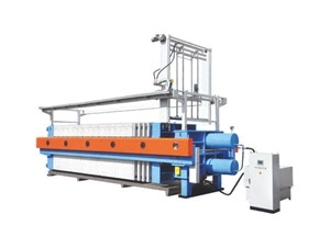 Sell Filter Press with Automatic Filter Cloth Cleaning