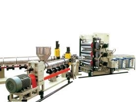Wholesale plastic sheet extrusion machine: PP/PE/PS/ABS Single Layer or Multi-layer Sheet Extrusion Line