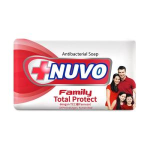 Wholesale fruit wrapping paper: NUVO Family Bar Soap
