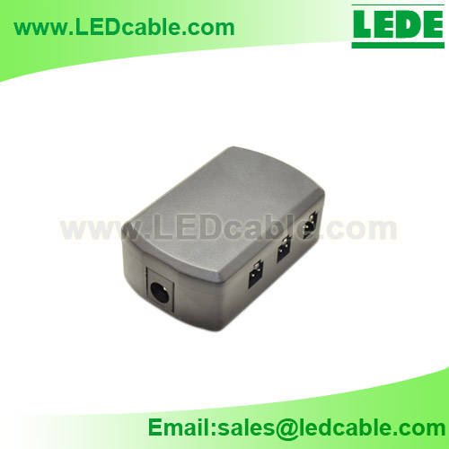 Sell LED Junction Box with DC Socket