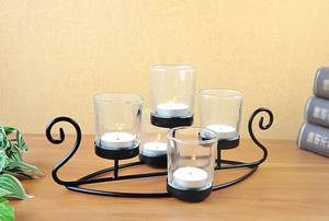 Wholesale boat: Table Boat Shaped Candle Holder