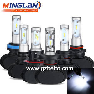 Wholesale vehicle: Wholesale 12V Vehicle LED Lights, H4 H7 9004 9005 9006 9007 Auto LED Headlight Bulbs
