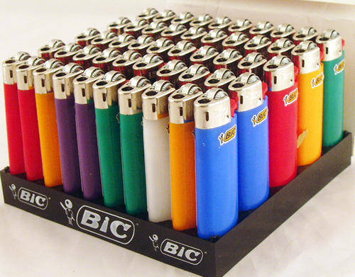 Sell Bic Lighters J25/ J26 MAxi Classic