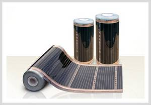 Wholesale floor heating system: PTC Heating Film