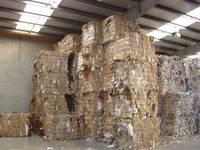 CC Waste Paper - Cardboard Kraft Paper Scraps