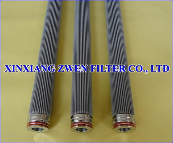 Sell Stainless Steel Sintered Powder Filter Element