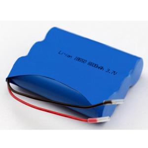 Wholesale other battery pack: 18650 Battery Pack 3 Battery Cells in One Support Other Customized Models