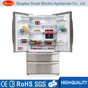 Wholesale ice cube maker: No Frost French Door Refrigerator