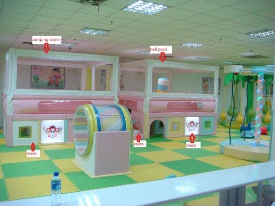 Children Indoor Playground Id 6965961 Product Details