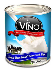 Wholesale candy dish: Vino Sweetened Condensed Milk