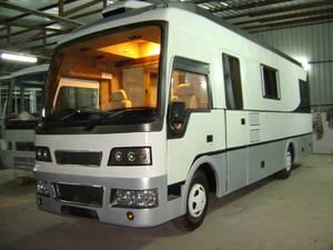 Wholesale vehicle: Caravan