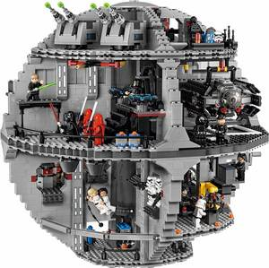 Wholesale star wars: LEGO Star Wars Ultimate Collector Series Death Star 75159