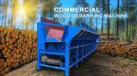 Wood Log Debarking Machine WTP800