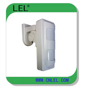 Wholesale pir motion sensor: Outdoor Motion Detector with Dual PIR and Microwave Sensor