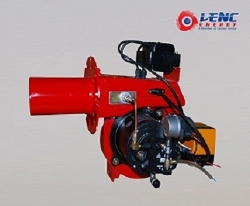 Sell High P-Q characteristic oil burner Suitable for small boilers
