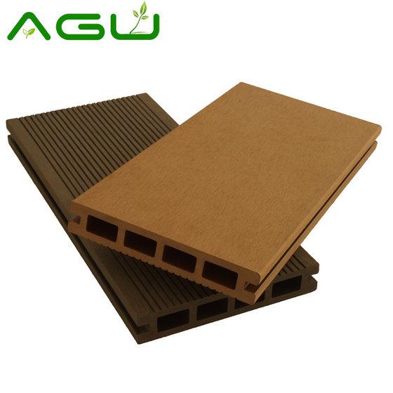 Wood Plastic Composite WPC Decking Floor AG08