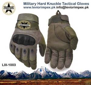 Wholesale motorbike gloves: Hard Knuckle Gloves