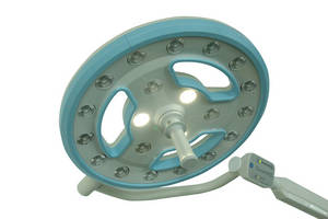 Wholesale led lamp: cheap hollow type LED surgical lamp