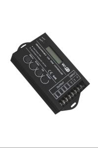Wholesale led advertising product: TC421 Programmable WIFI Time LED Controller LED WIFI Time Controller