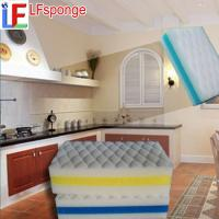 New Fashion Stain Remover Product Kitchen Magic Cleaning Sponge House Cleaning Tools From Lfsponge