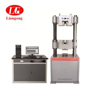 Wholesale Testing Equipment: WEW-300B 300kN Metal Material Universal Tensile Compression Bending and Shearing Testing Machine