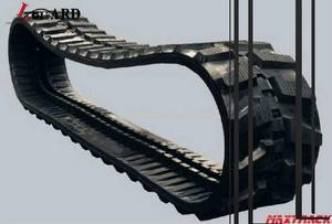 Wholesale tractor spare parts: 230X48X70 High Quality Rubber Tracks for Excavator