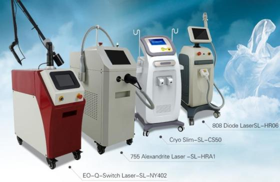 Sell Look for a good distributor in your country for our beauty machines