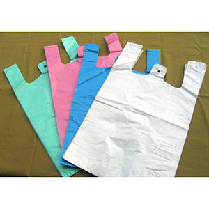 Wholesale ldpe apron: Plastic Bag/Shopping Bags/T-shirt Bags
