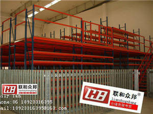 Wholesale Stacking Racks & Shelves: Multi-tier Mezzanine Floor Made in China