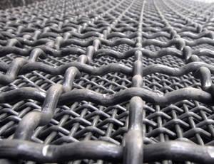 Wholesale Wire Mesh: Lock Crimp Screen Mesh