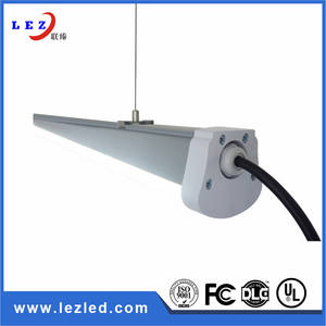 Wholesale rechargeable: High Transimittance Rechargeable Emergency 3h LED Linear Waterproof Triproof Light