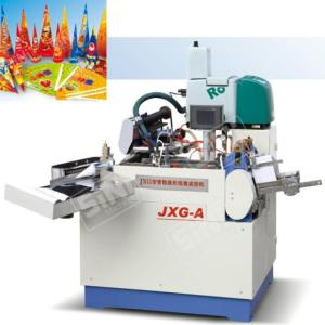 Wholesale ice cream machine: JXGL-A Type Ice Cream Cone Type Paper Canister Machine