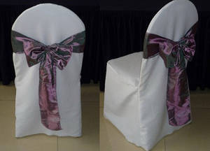 Wholesale Chair Cover: Wedding and Banquet Polyester Chair Cover