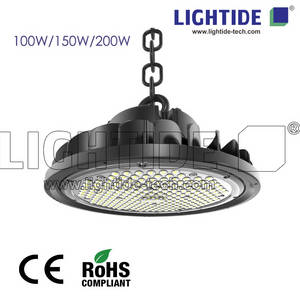 Wholesale Industrial Lighting: CE Qualified LED High Bay Lights, 200 Watt LED, 3-year Warranty