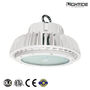Wholesale led light fixtures: Lightide UFO LED High Bay Lights Fixture for Industrial Lighting 100w-240w & 5-year Warranty