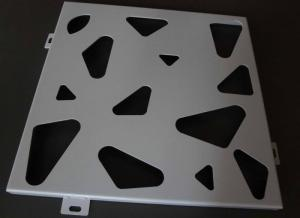 Wholesale exterior: Hollowing Out Aluminum Veneer Exterior Wall High Grade with Factory Price