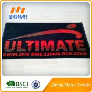 Wholesale printed beach towel: 100% Cotton Velour with Reactive Printing Beach Towel