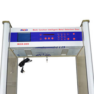 Wholesale mcd: Walk Through Safety Gate MCD-800A/Highest Sensitivity Walkthrough Gate